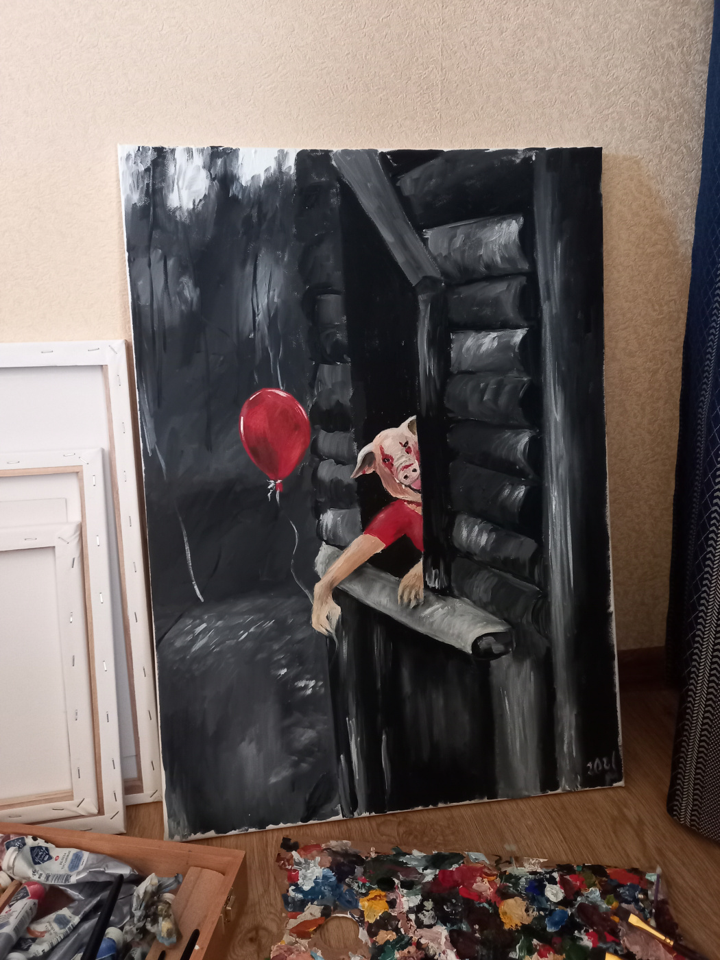 Daria Ivanovna. Untitled