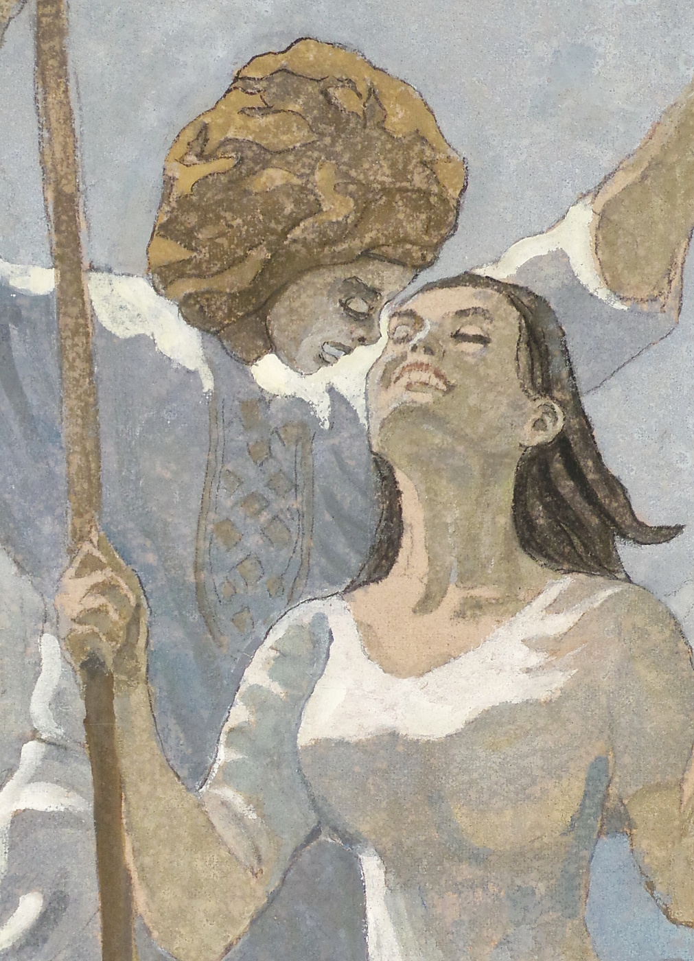 VALERIY VLADIMIROVICH KOMAROV. LOVE (fragment)