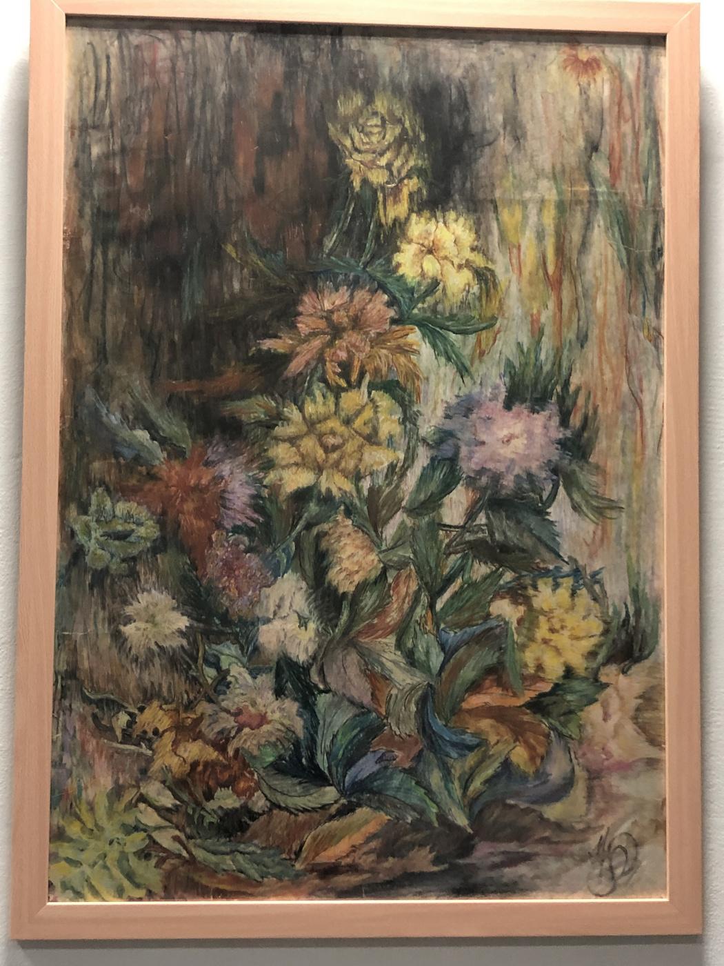 Bella Borisovna Margulis. Bouquet