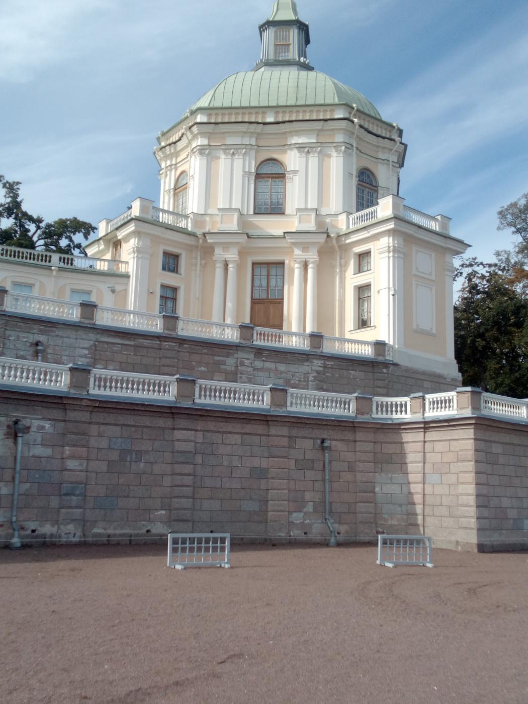 Алексей Гришанков (Alegri). Grand Palace. West Pavilion. Oranienbaum