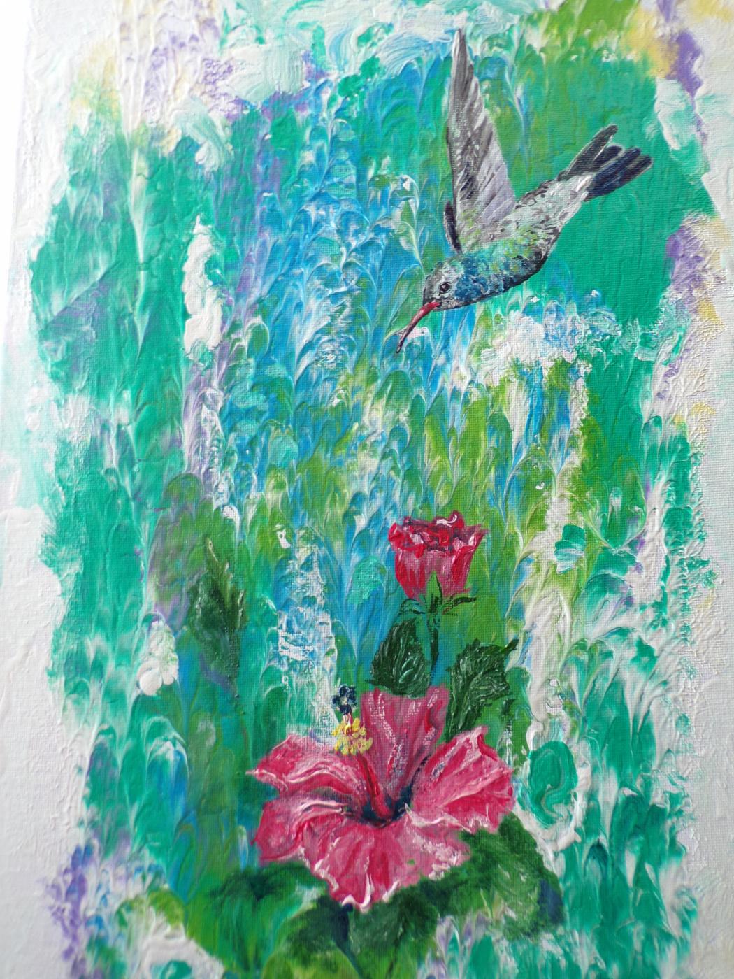 Marina Zaichenko. Flower Fantasy 2