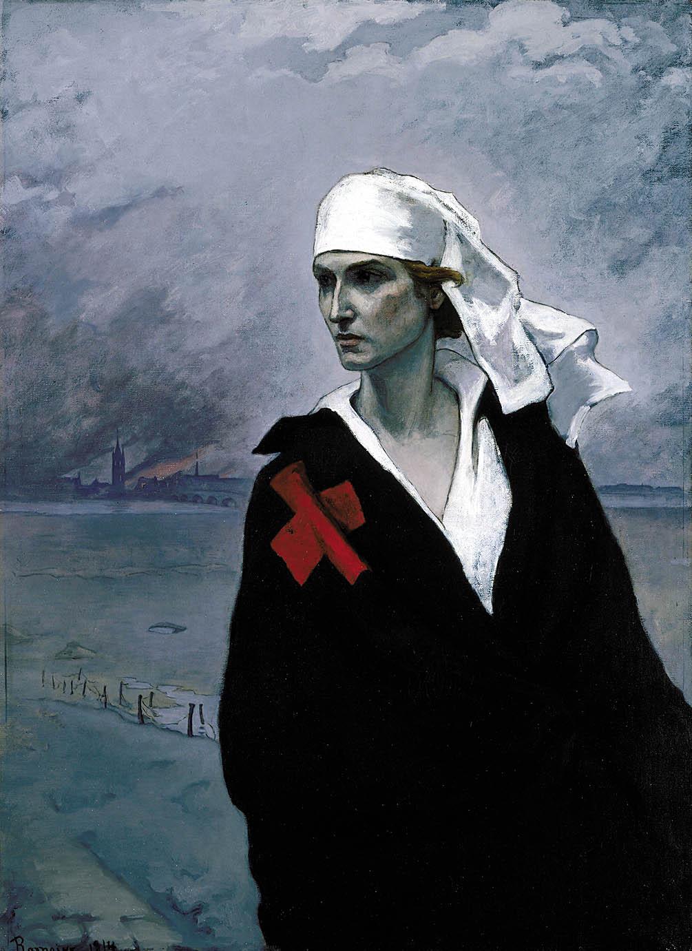 Romaine Brooks. Cross of France
