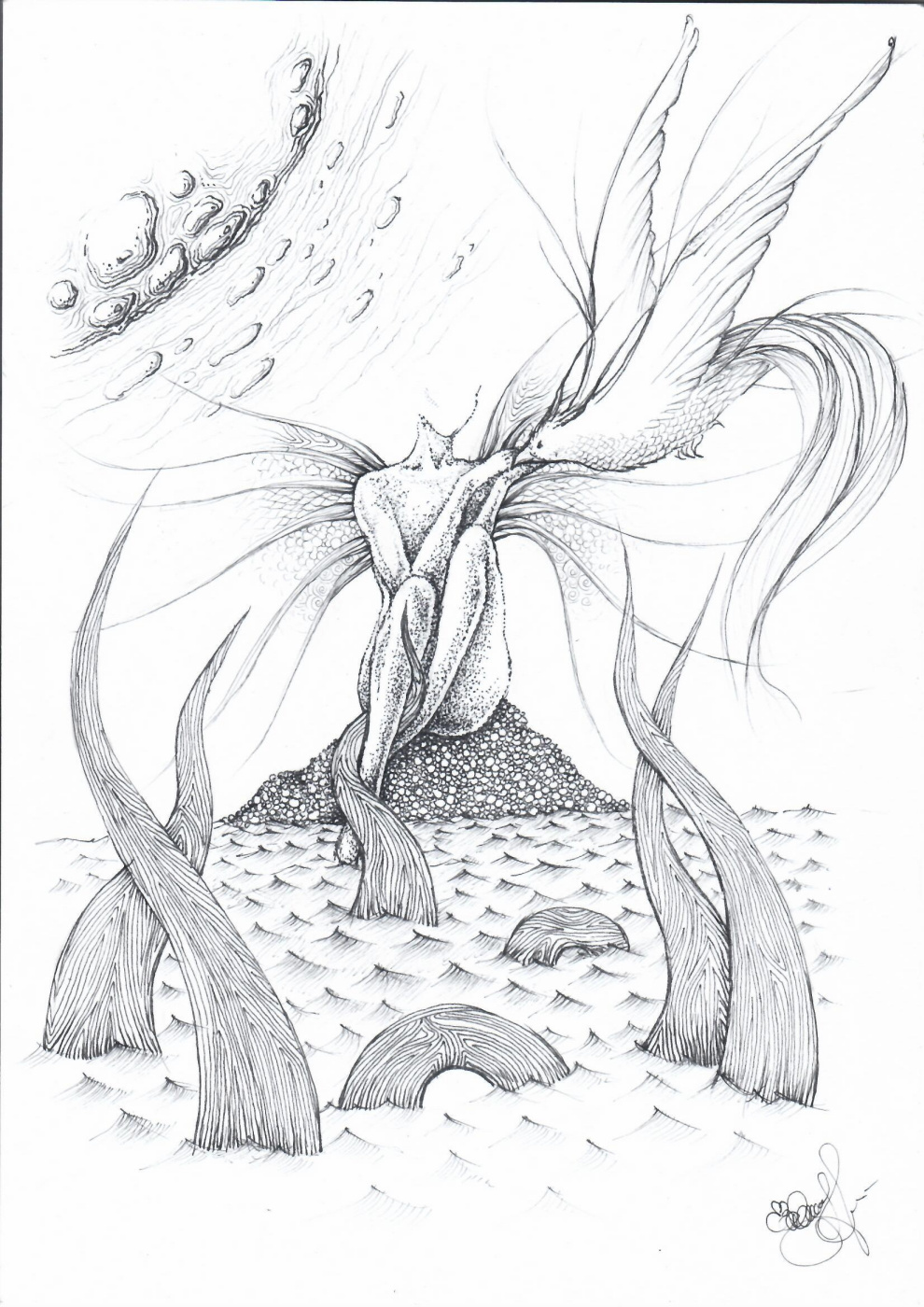 Ekaterina Valerievna Rubleva. Райская птица