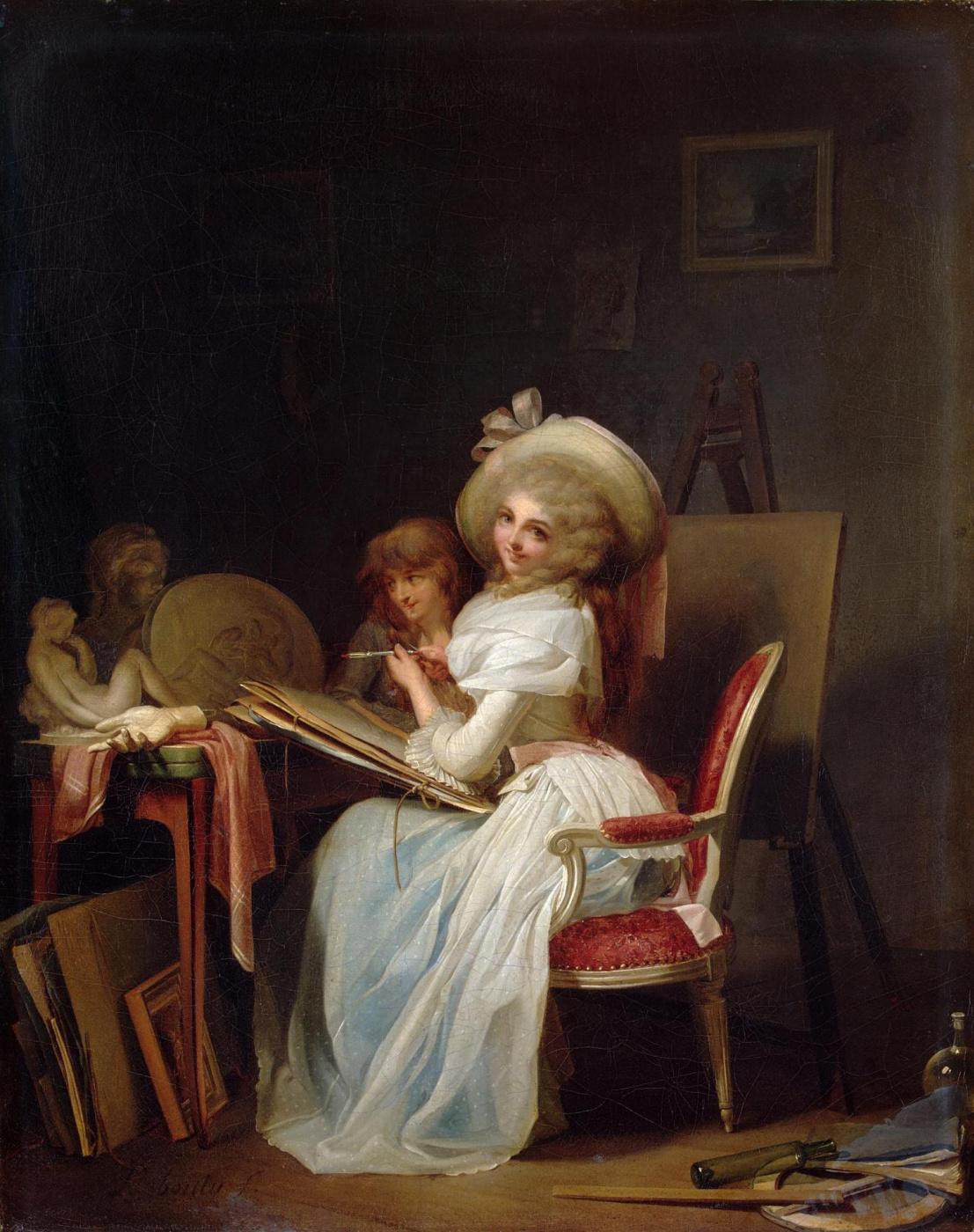 Louis-Leopold Boi. The artist