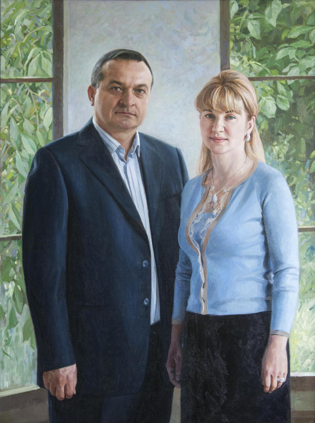 Pavel Gennadievich Dragunov. Portrait