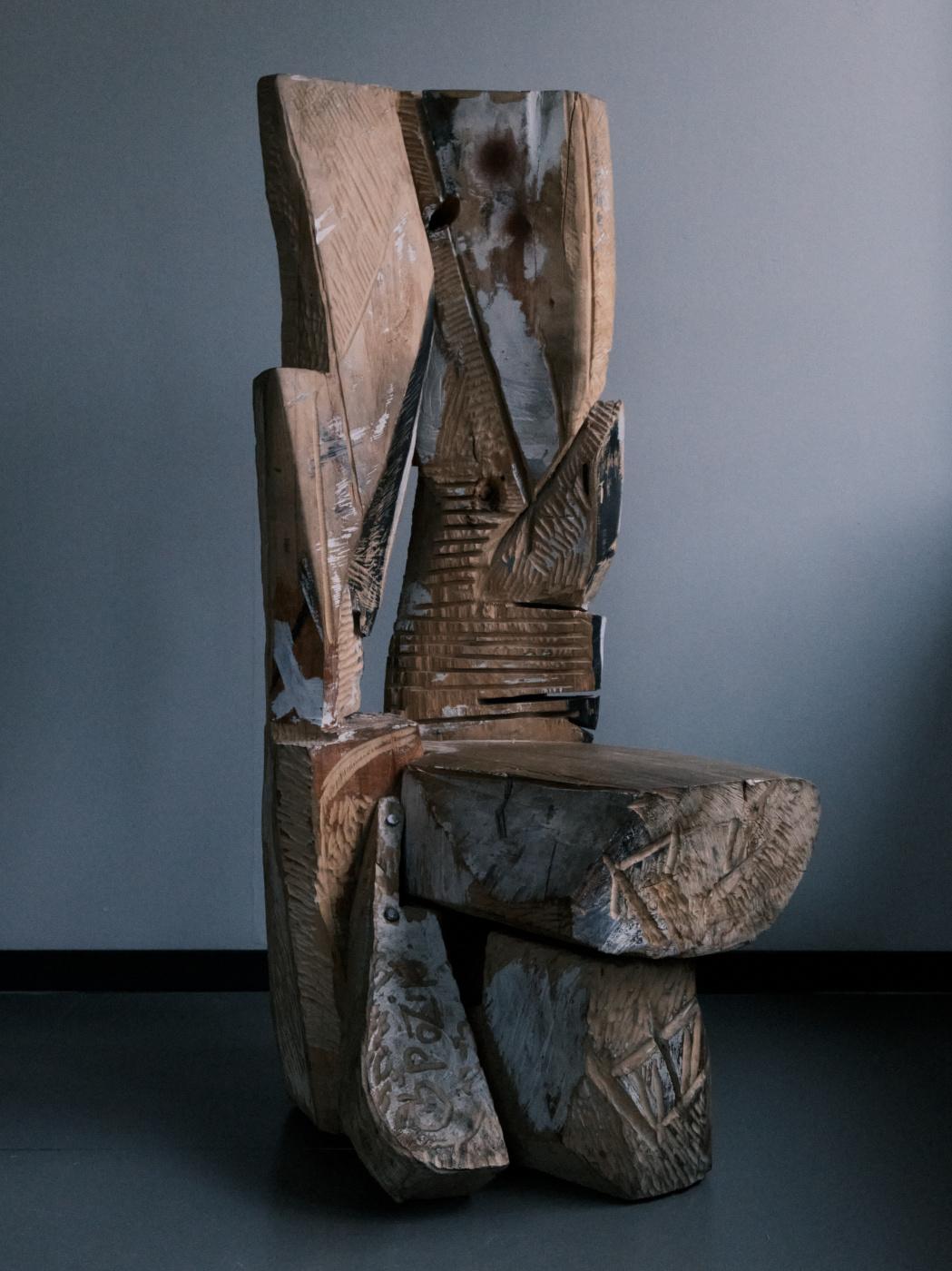 Alexander Vladislavovich Pozin. Chair