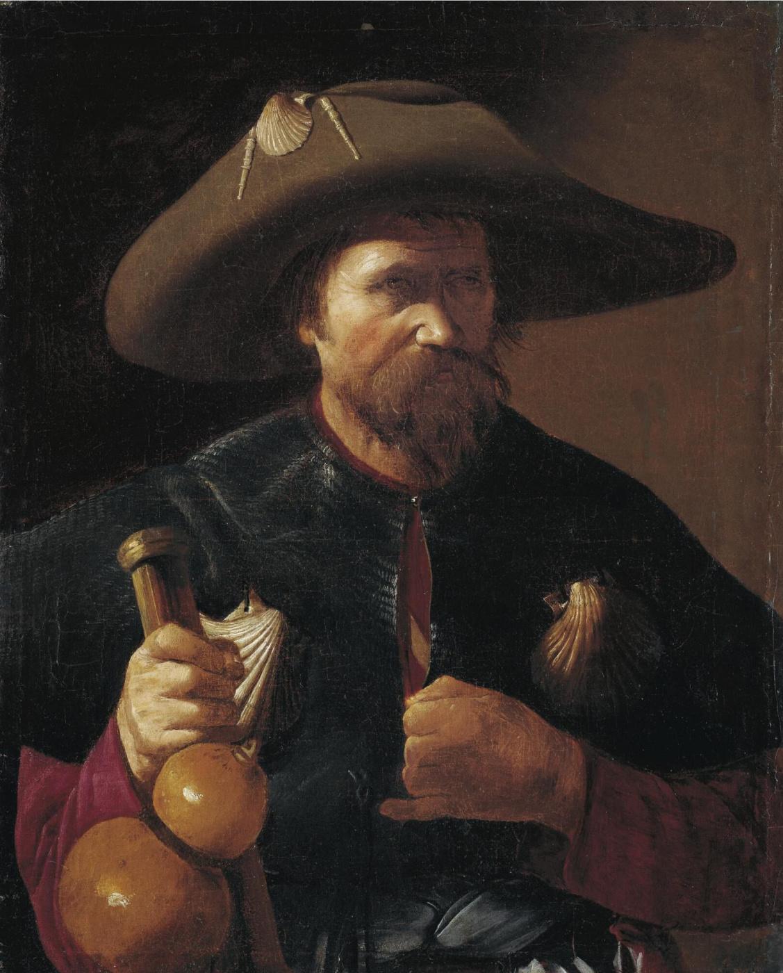 Georges de La Tour. Saint James the Great