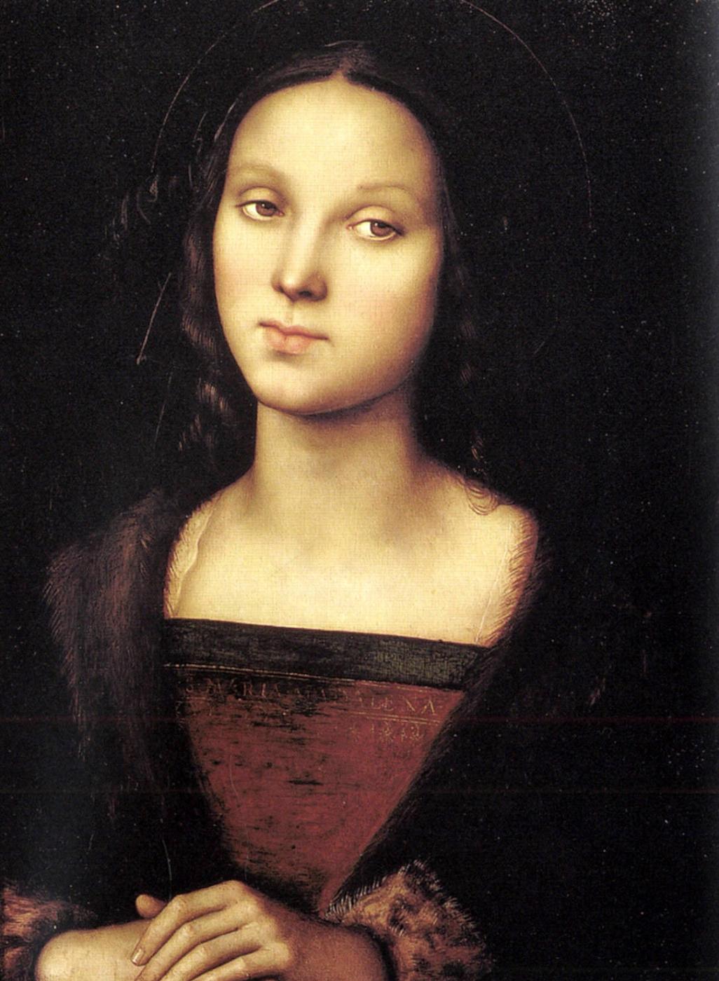 Pietro Perugino. Mary Magdalene