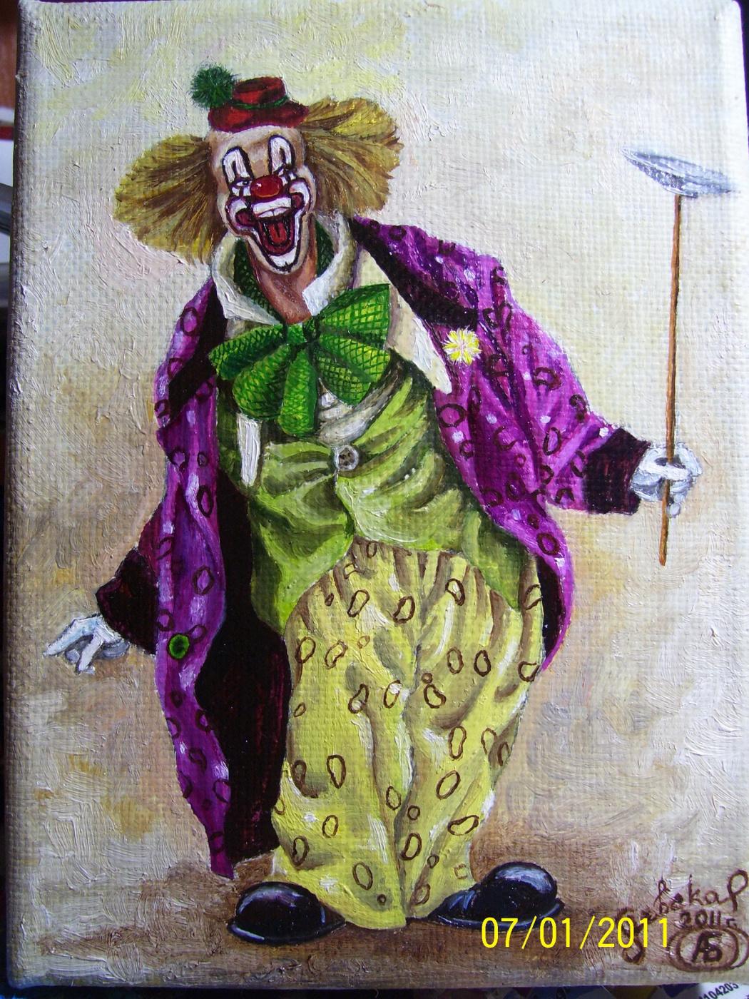 LENA Levskay (ړ יי) ღ. Clown