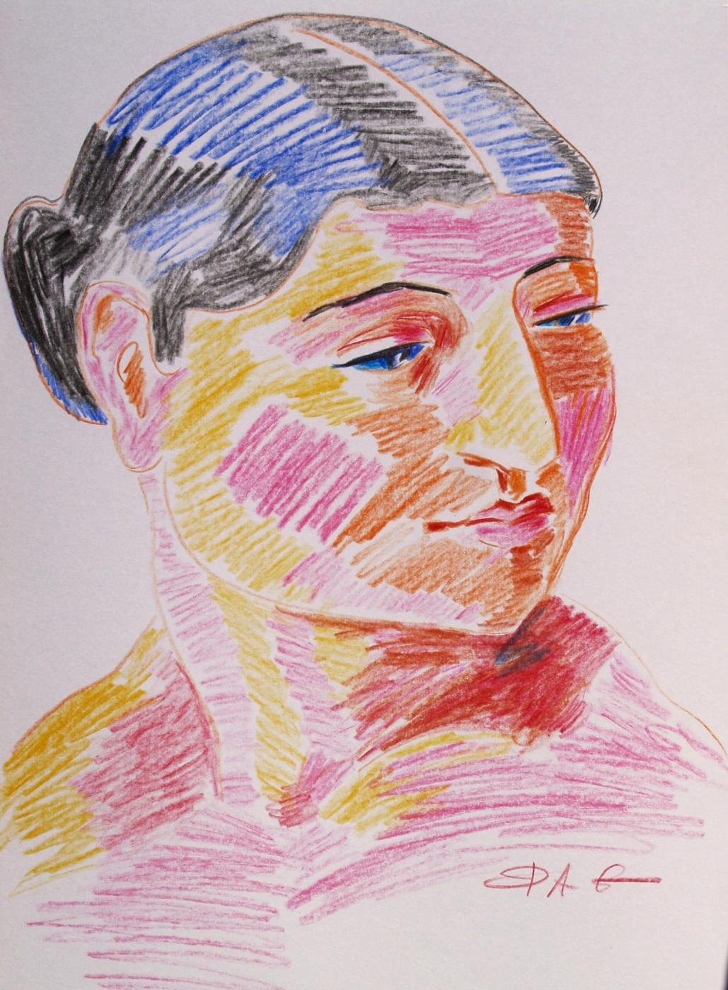 Alexander Ocher Kandinsky-DAE. Picture No. 23569