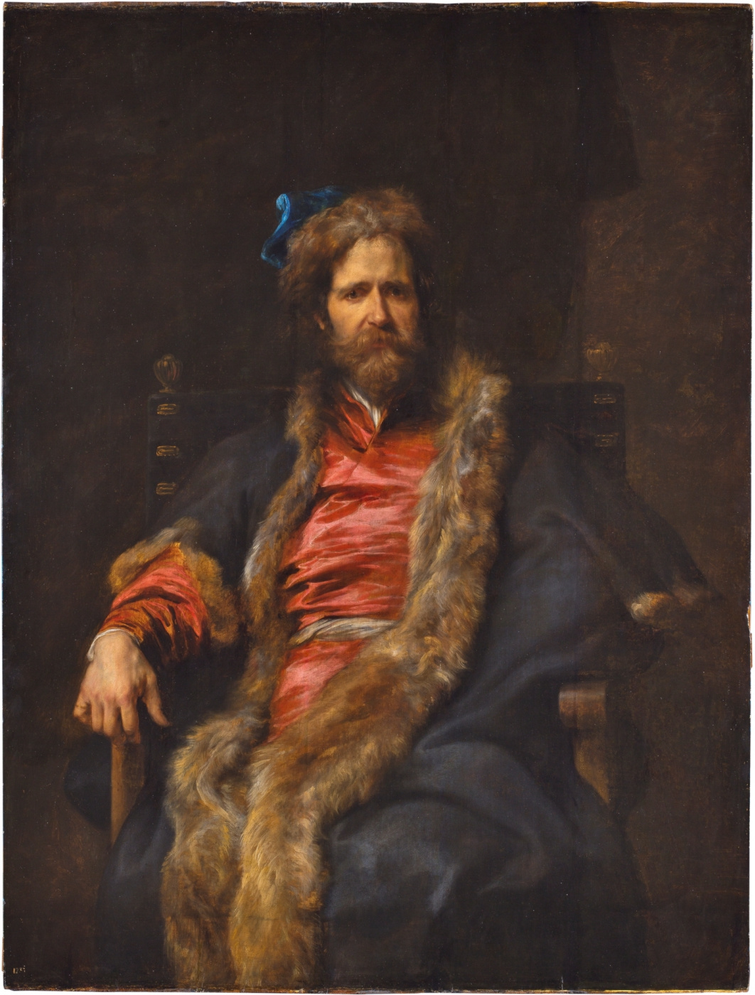 Anthony van Dyck. Artist Martin Rickert