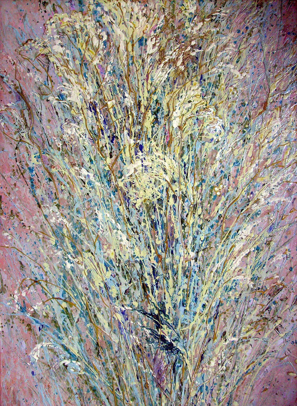 Константин Леонидович Антипов. Bouquet of wildflowers