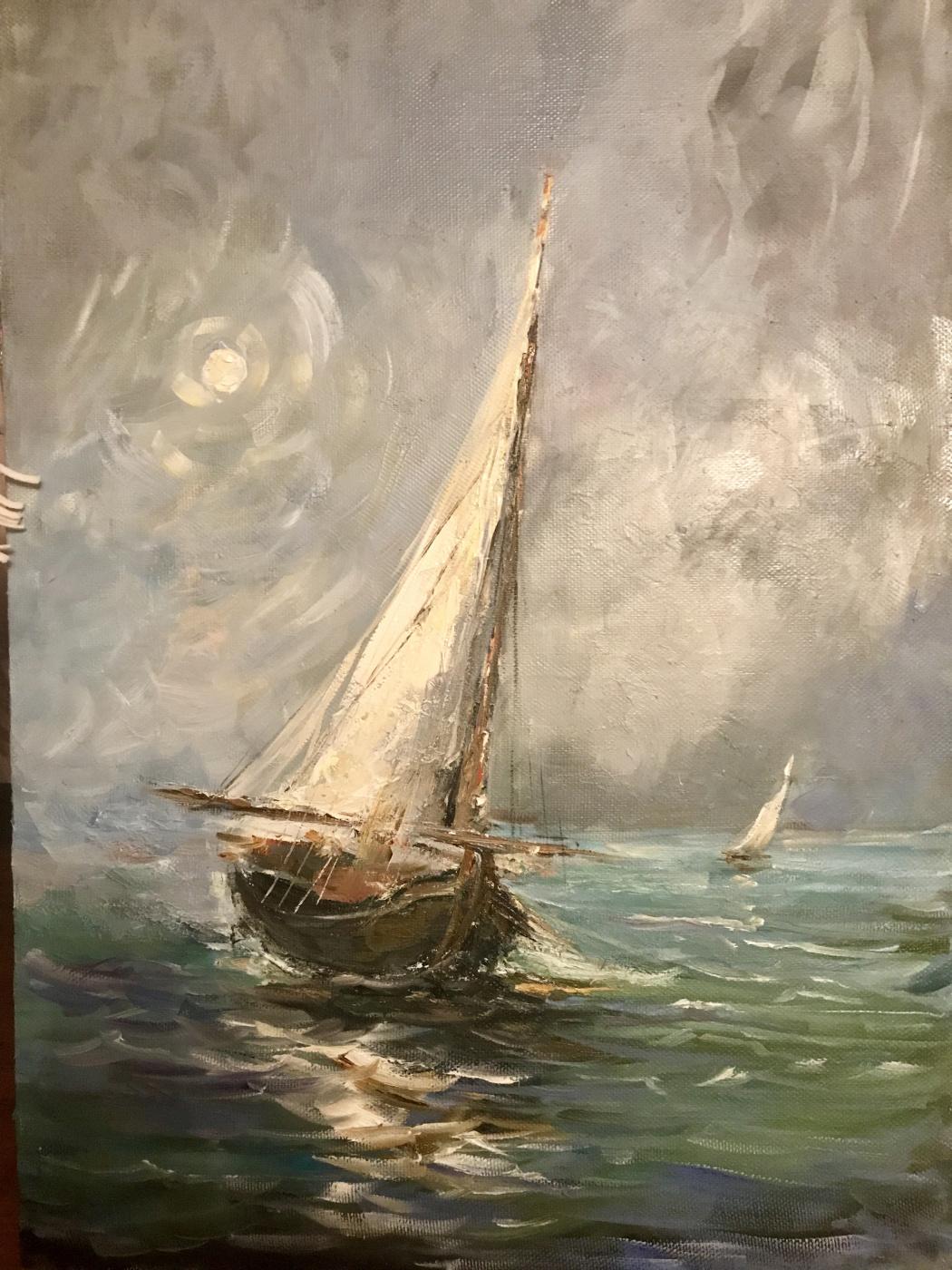 """Valeria. """"Sail"""""""