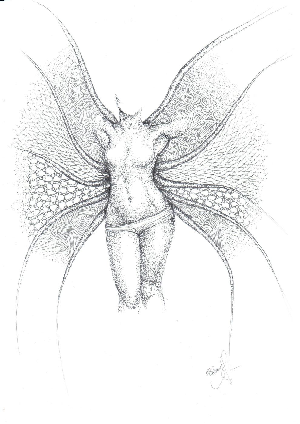 Ekaterina Valerievna Rubleva. Angel
