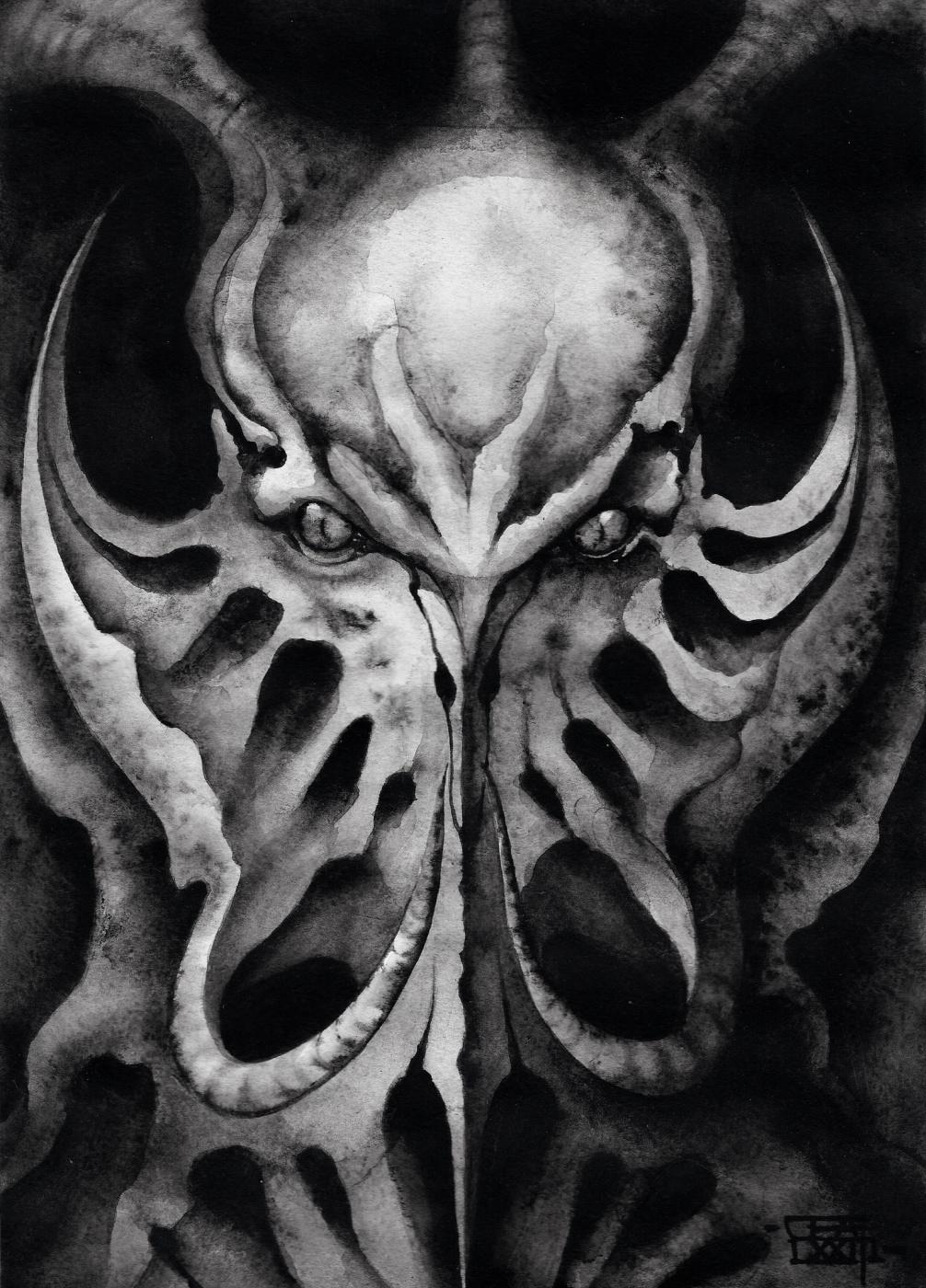 CEA 73. Alien creature