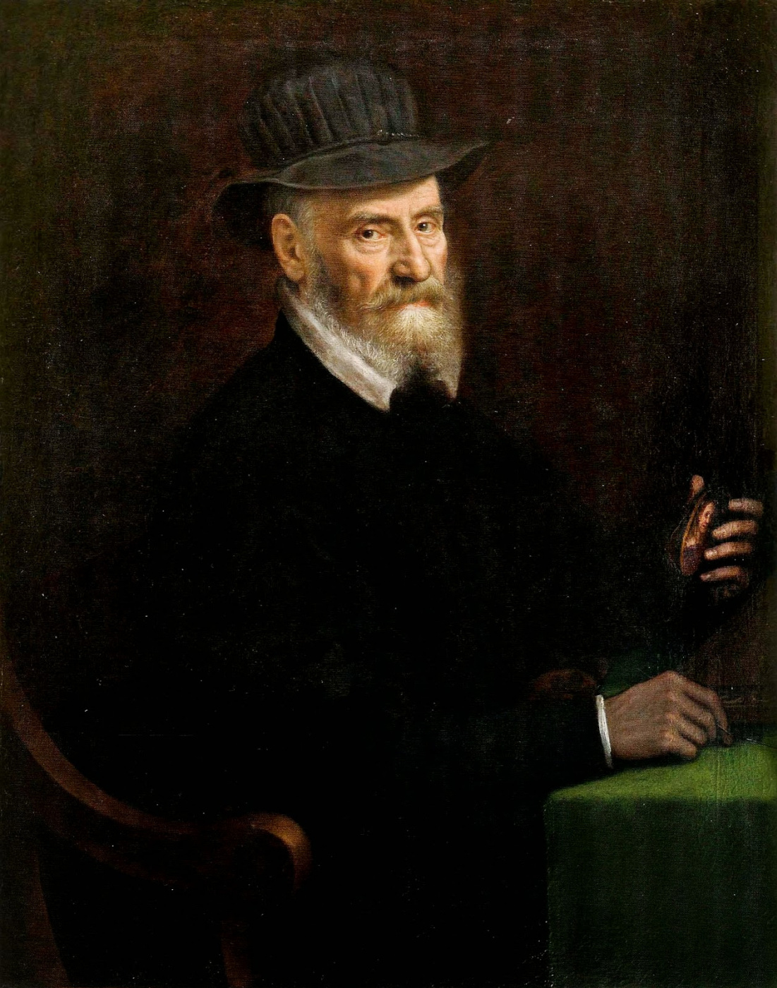 Sofonisba Angisola. Julio Clovio, master of artistic miniatures