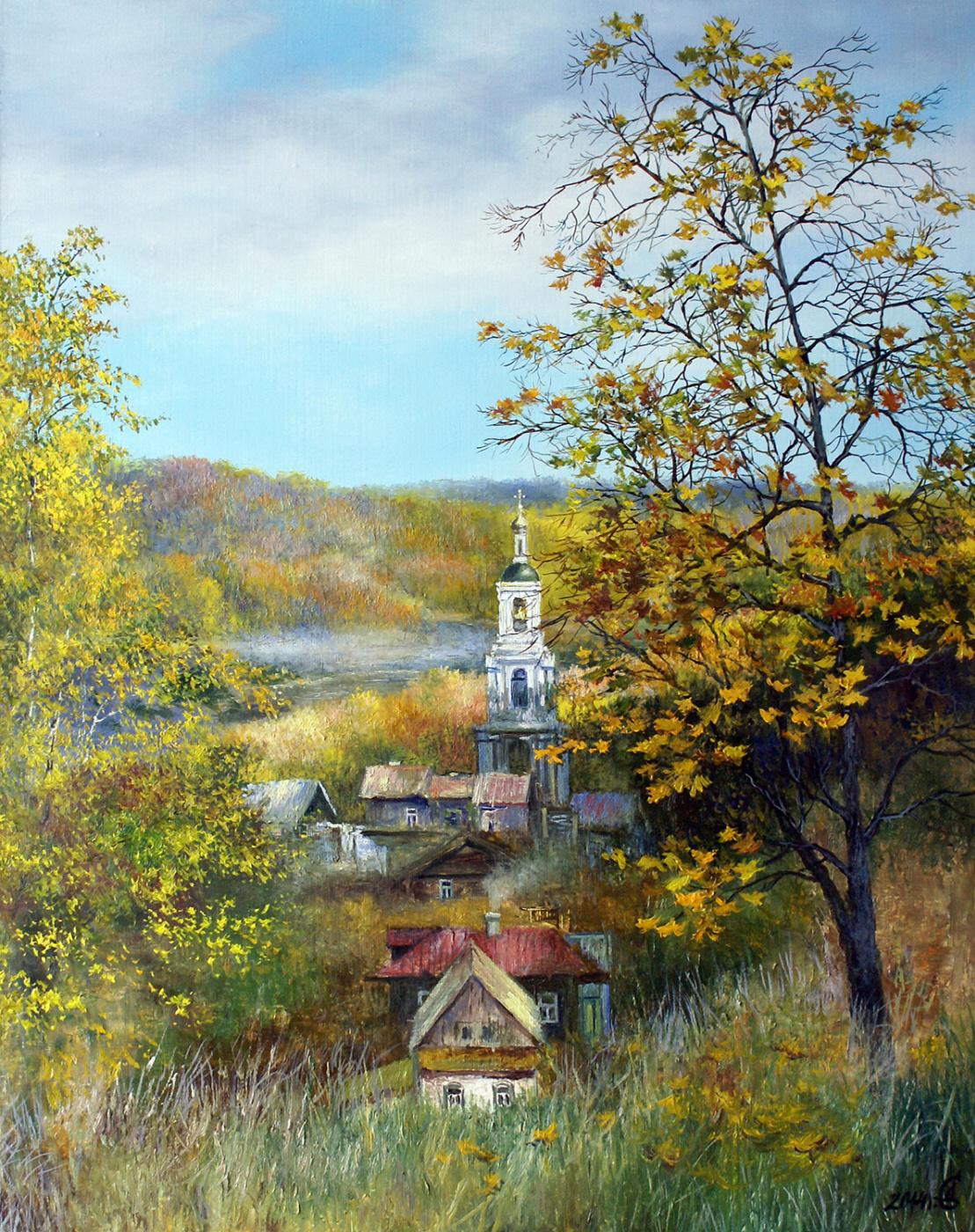 Сергей Владимирович Дорофеев. Autumn charm