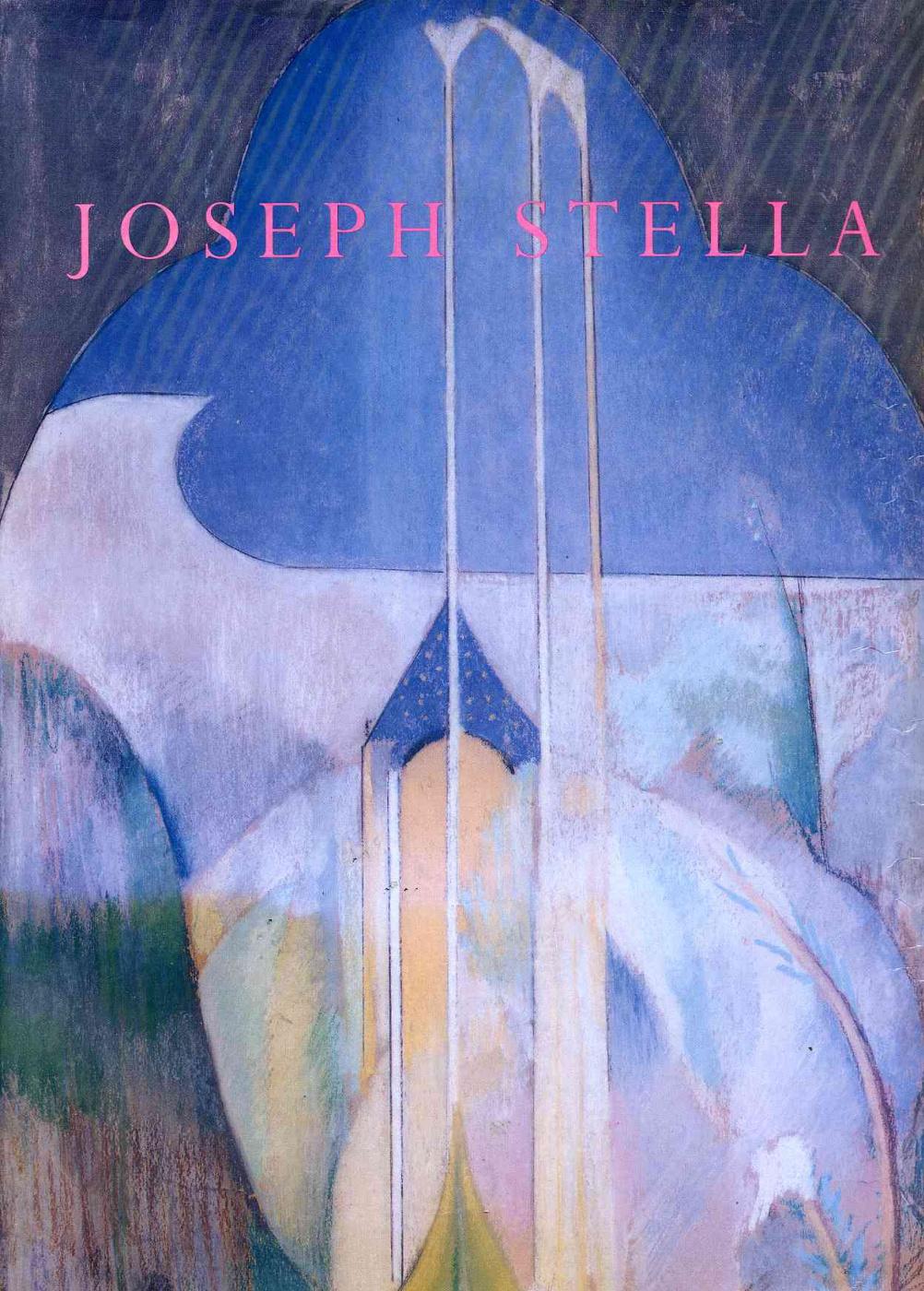 Joseph Stella. Plot 54