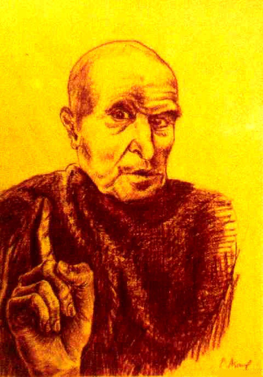 Vladimir Vasilyevich Abaimov. The Edifying Man