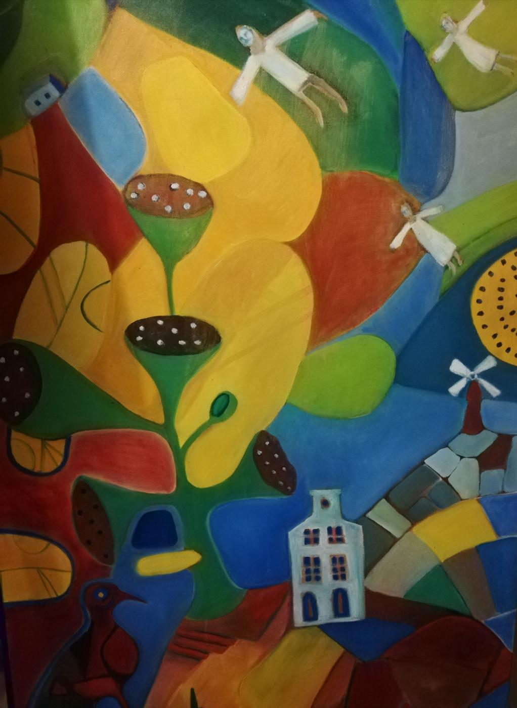 Olga Grig. Free land 1