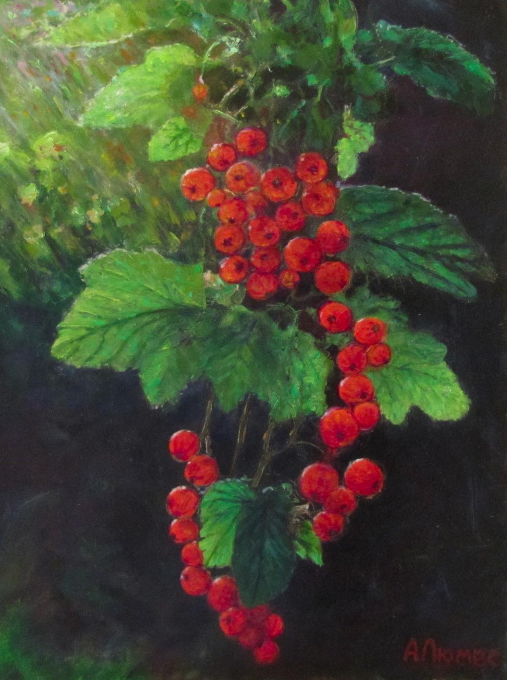 Andrew Lumez. Berries