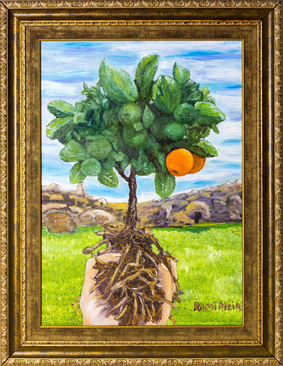 Rami Meir. Hope and life