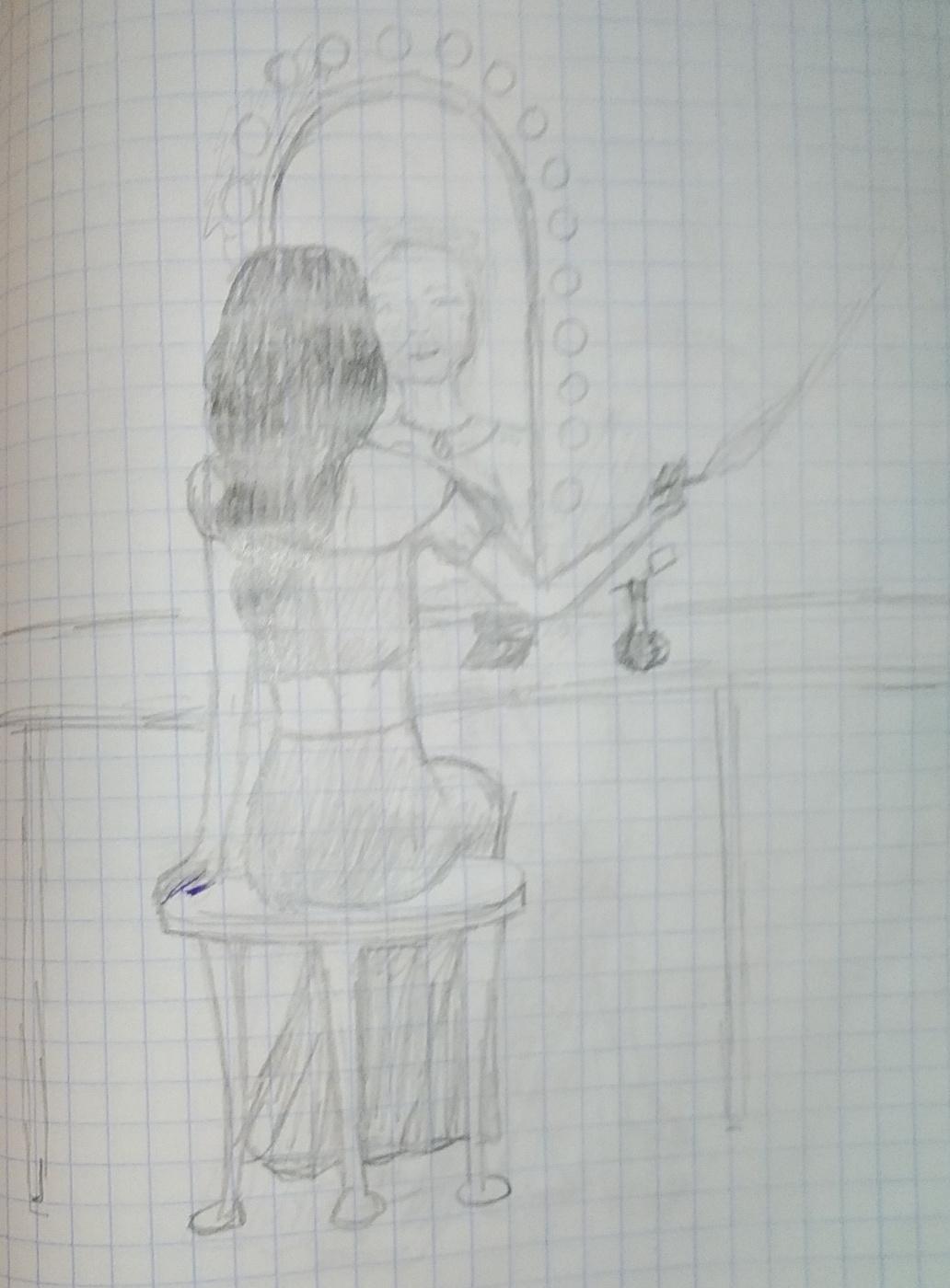 Zina Vladimirovna Parisva. Smoking harm