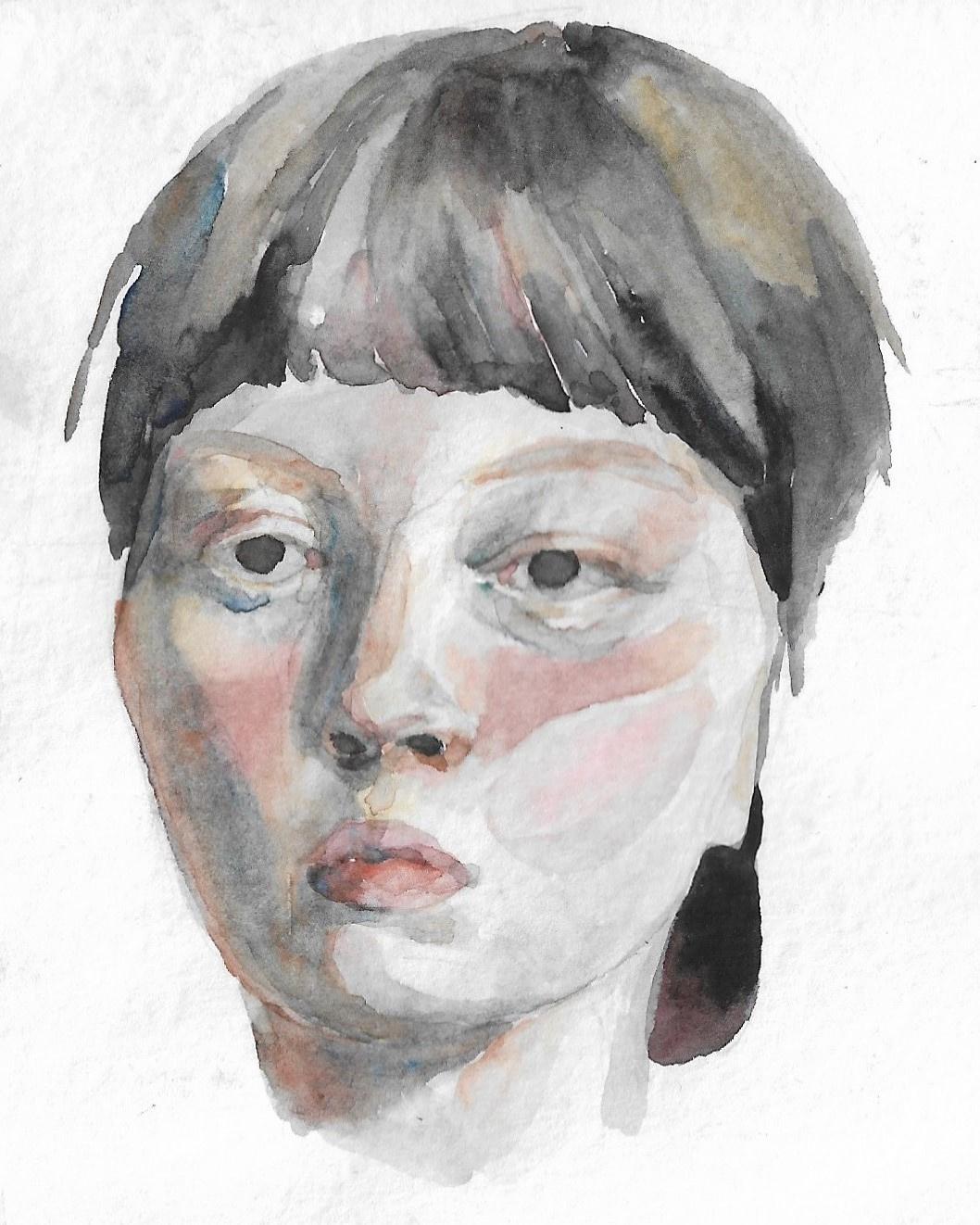 Александра Котвицкая. Портрет