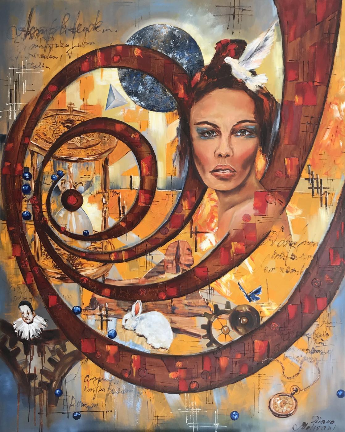 Диана Владимировна Маливани. The Illusion of Presence