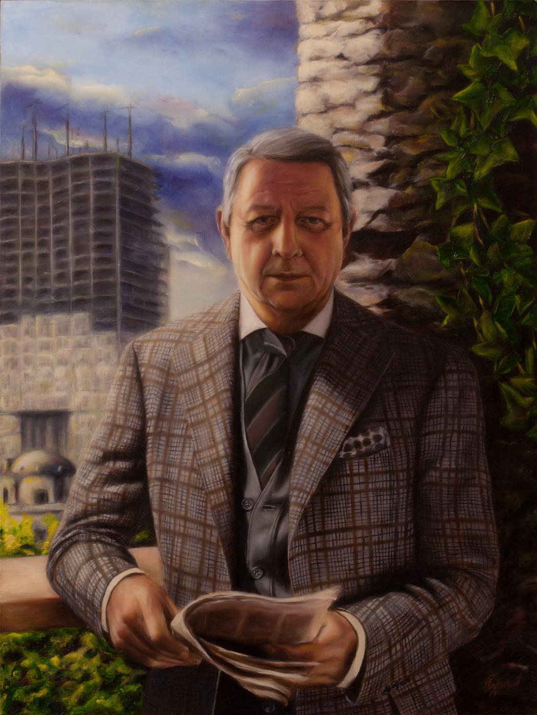 Andrey Vycheslavovich Surikov. Henry. Building empire.