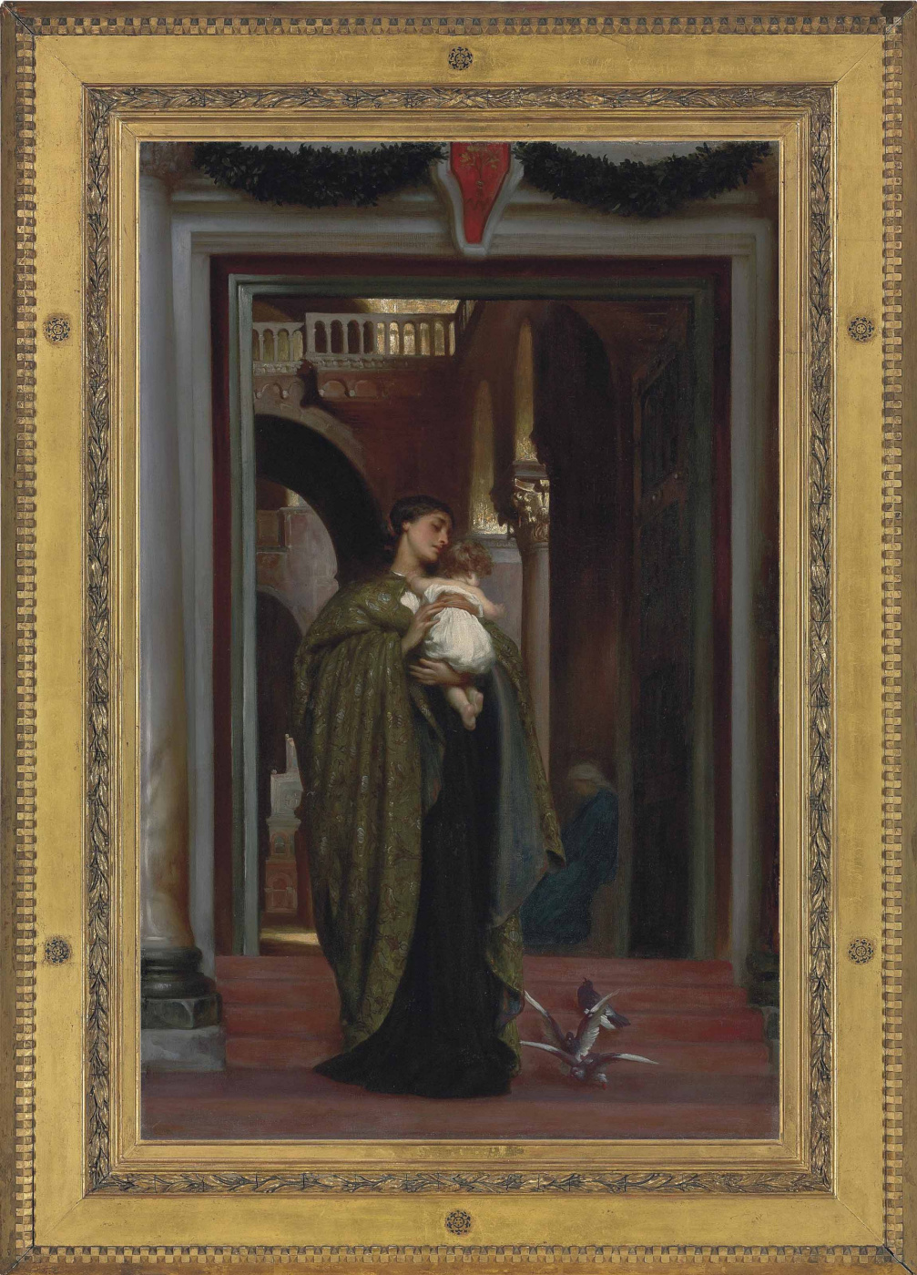 Frederic Leighton. In St Mark's