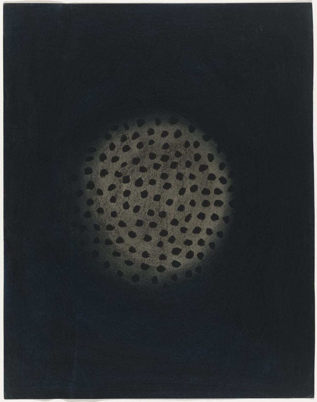Yayoi Kusama. Untitled