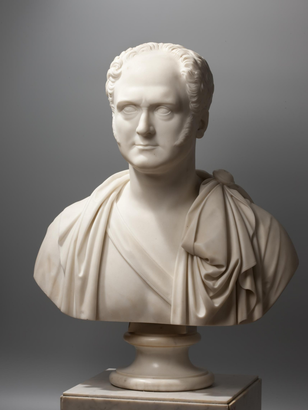 Bertel (Albert) Thorvaldsen. Портрет императора Александра I