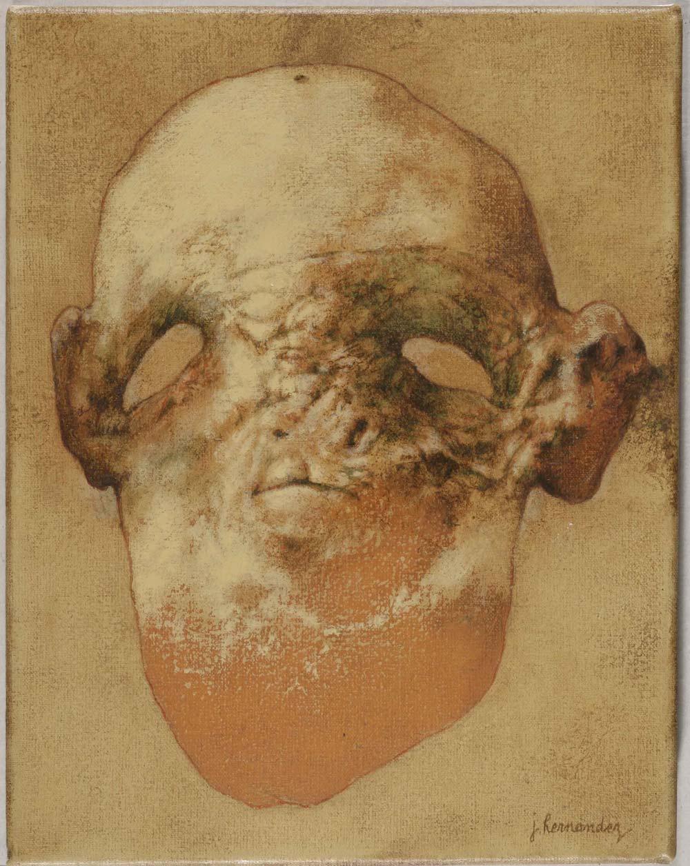 Jose Hernandez. Mask IV