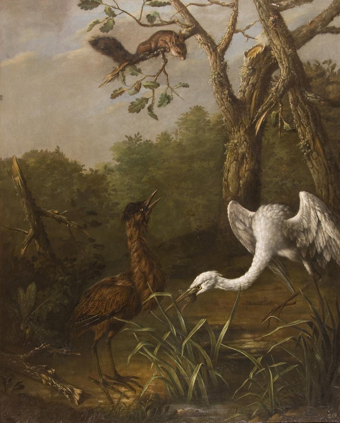 Johann (Ivan Fedorovich) Friedrich Groot. The area of the swamp