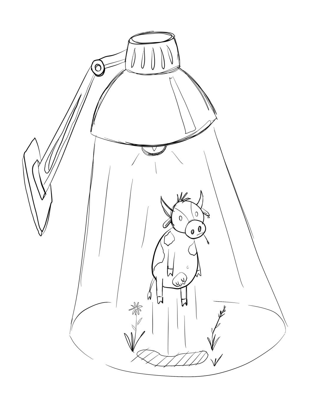 Lera Ec1air. 5 min sketch