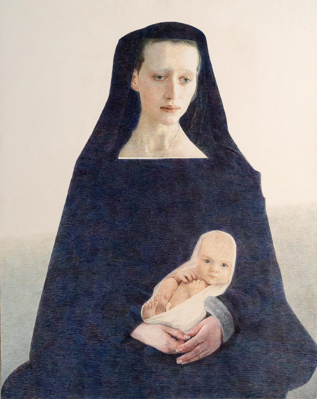 Christine Miller. Madonna