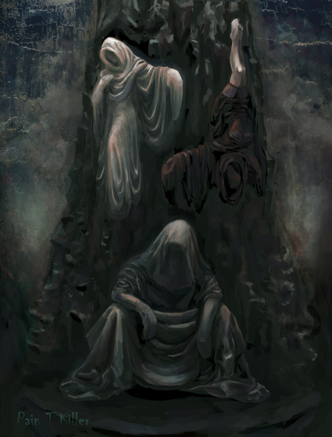 Pain T Killer. Between Ormuzd and Ahriman