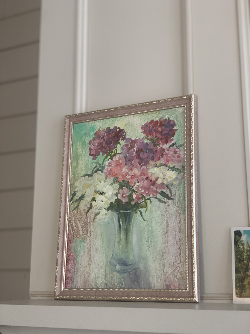 Alena Sleep. Flowers in a vase