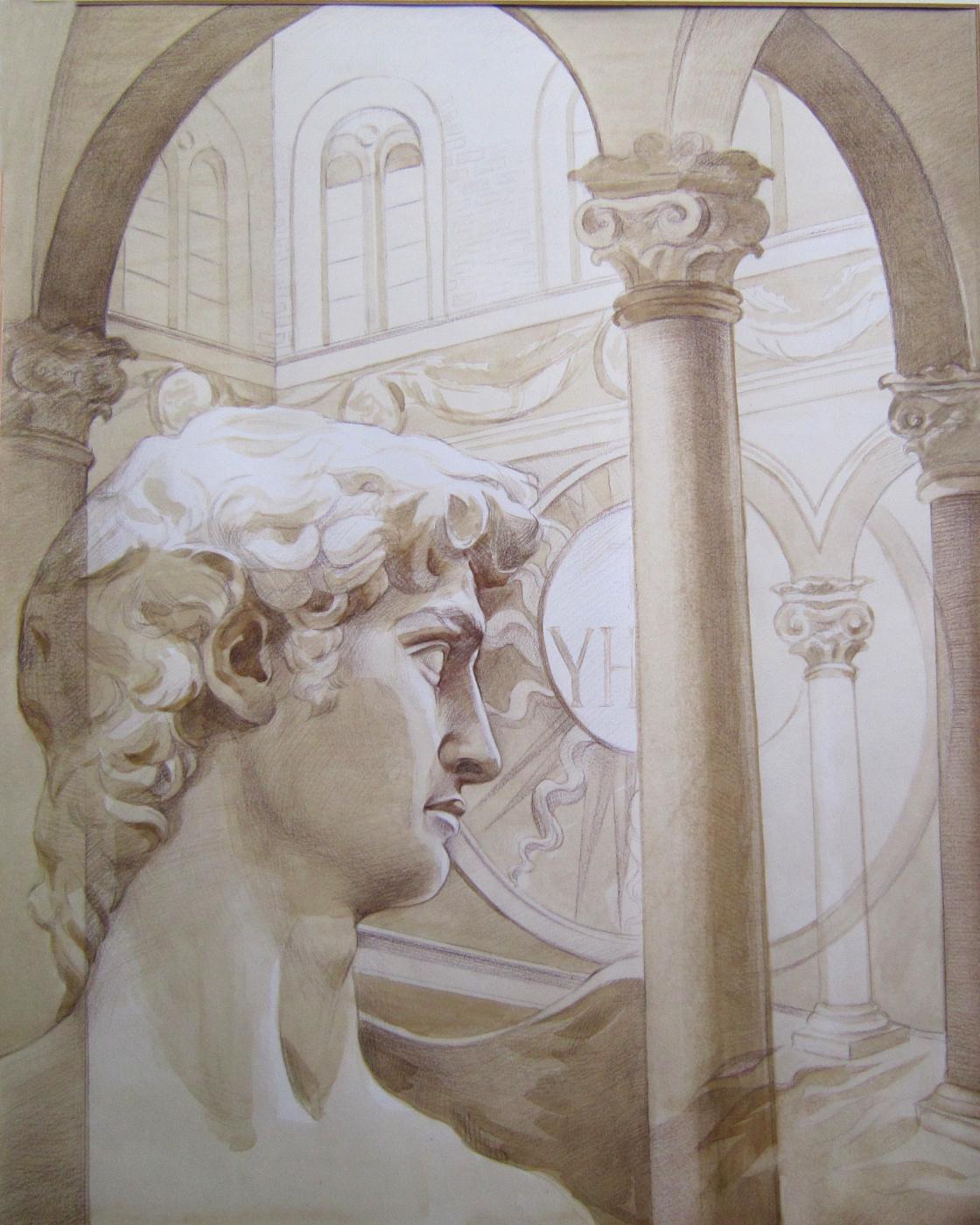 Natalia Iksanova. Florence I