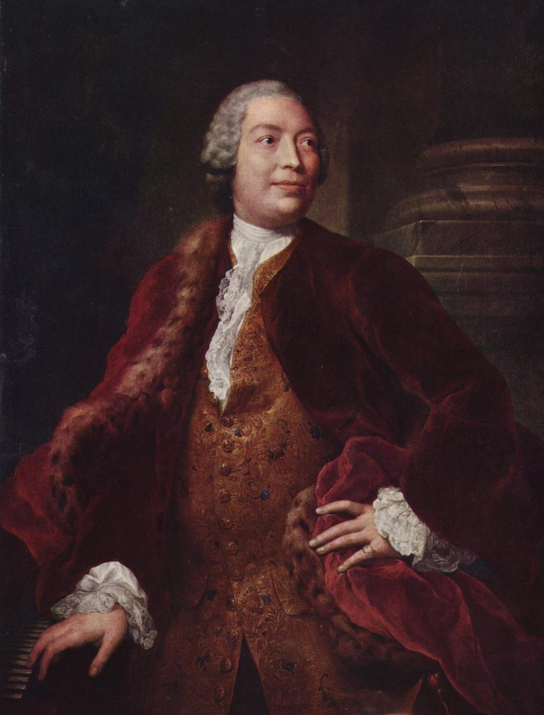 Anton Rafael Mengs. Portrait Of Domenico Annibali