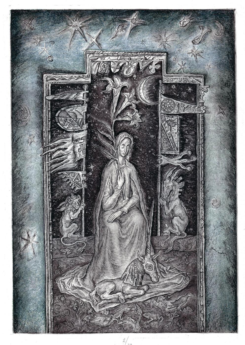 Leonid Valeryevich Stroganov. Medieval fantasy