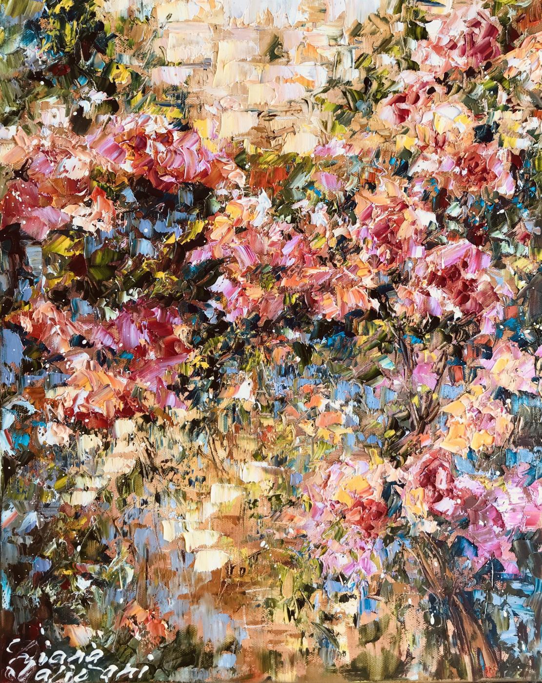 Диана Владимировна Маливани. Monastery Roses