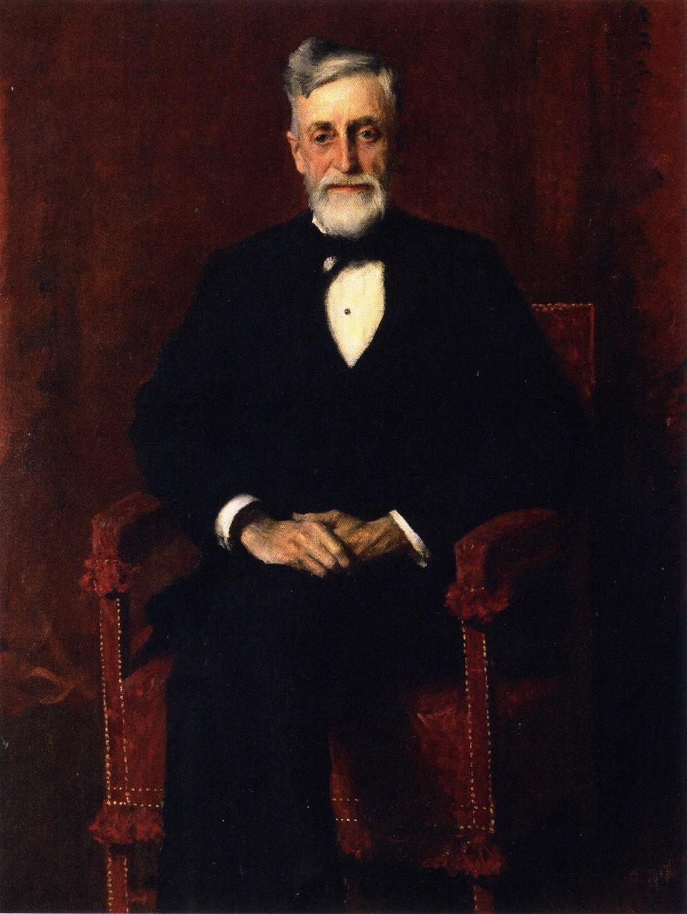 William Merritt Chase. John Butler Talcott
