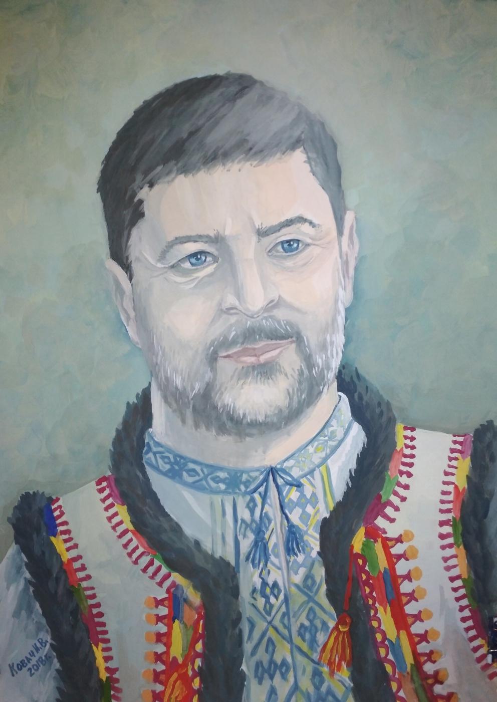 Ivan Vasilyevich Kovacs. Rusinsk poet Ivan Binyachskiy
