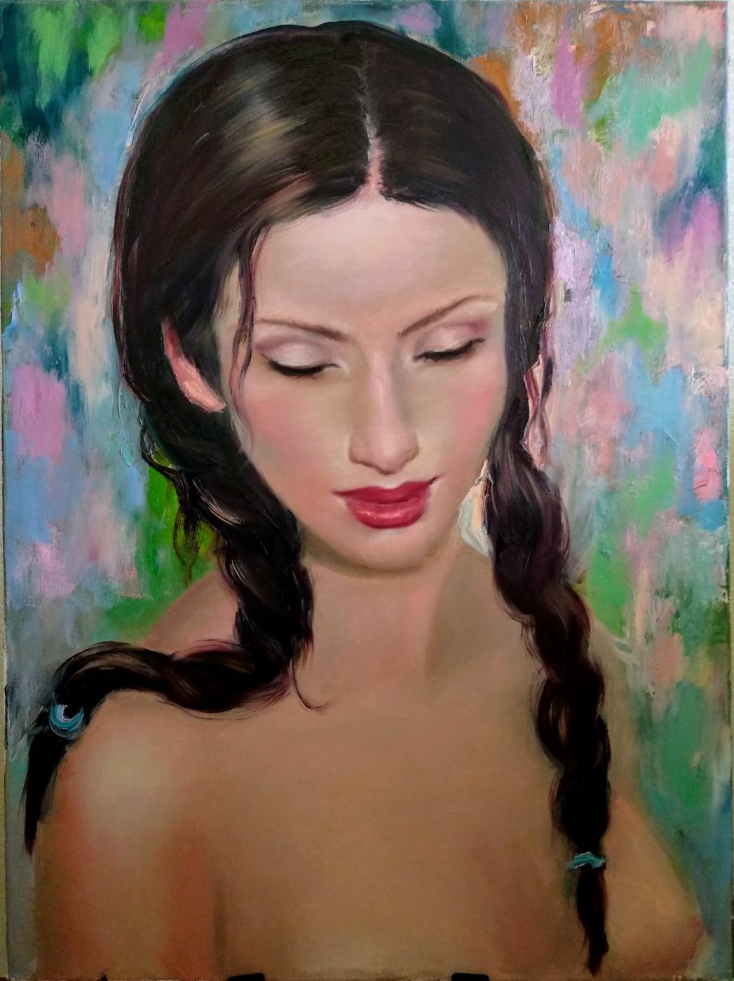 Anastasia Arsenova. Esmeralda
