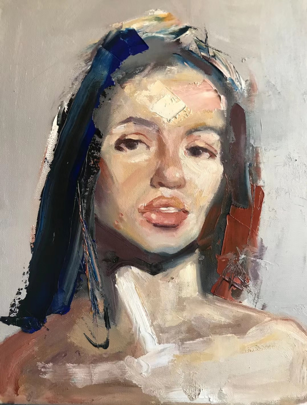 Iuliia Chernova. Self