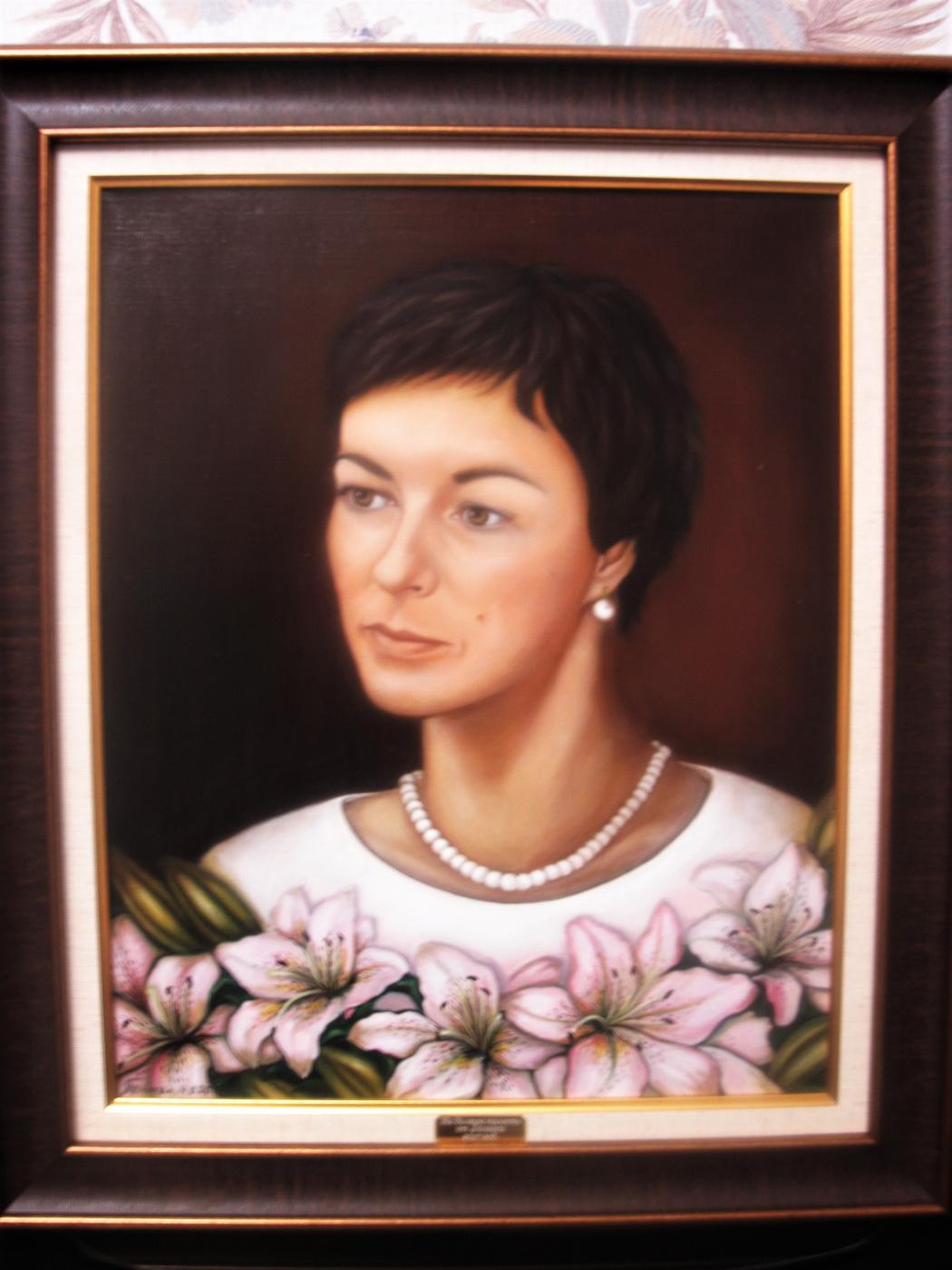 Natalia Viktorovna Tyuneva. Yuliya