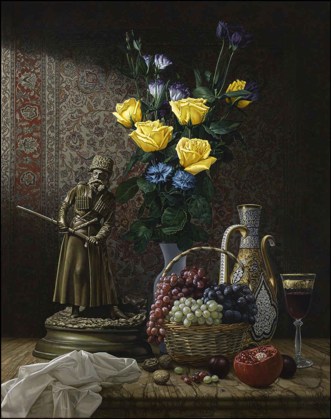 Alexander Mikhailovich Sushenok. Gifts of the Caucasus