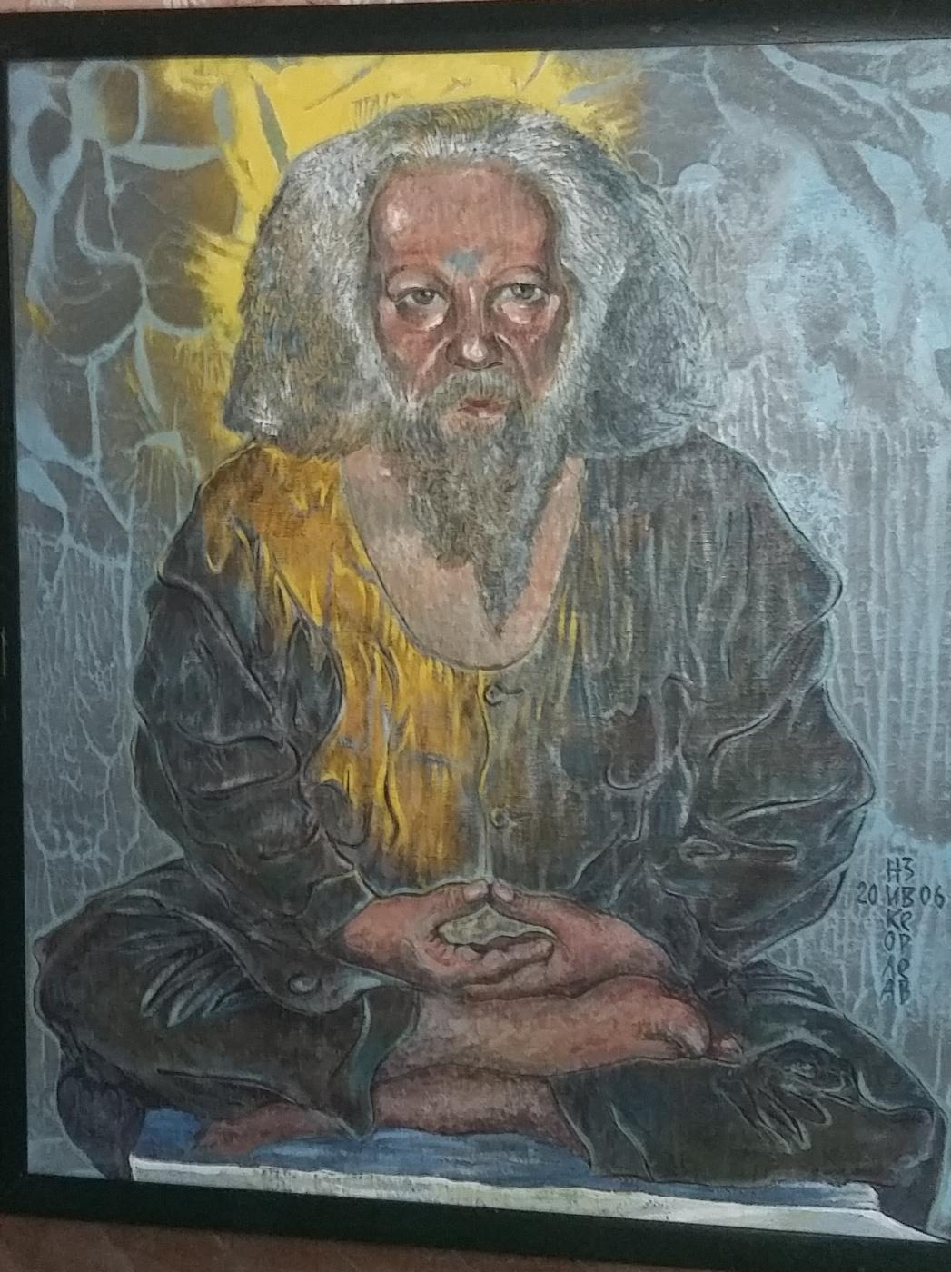Nikolay Zverev. Follower